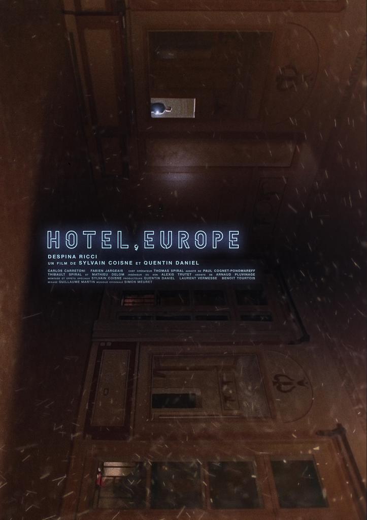Hotel, Europe