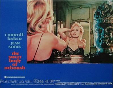 The Sweet Body of Deborah - Poster - UK