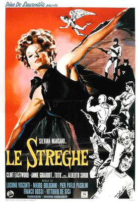 The Witches - Poster - Italie