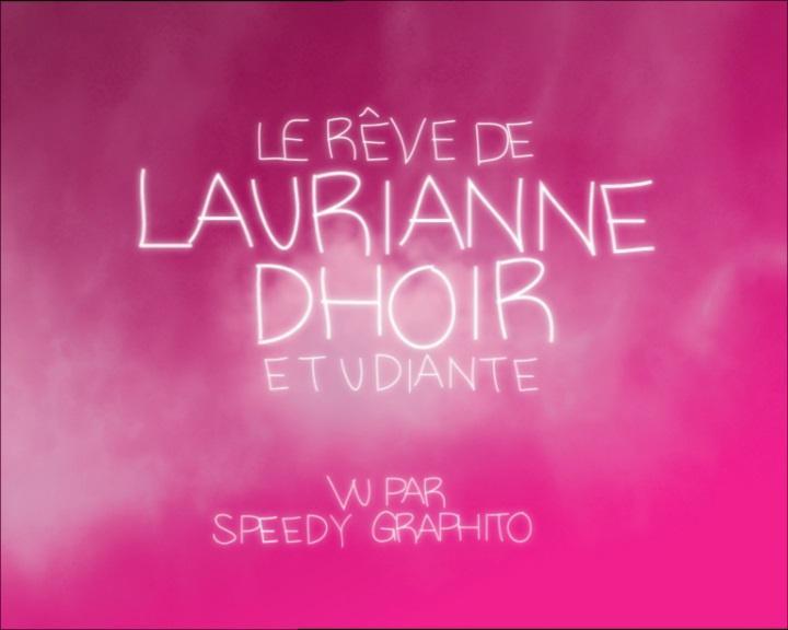 Le Rêve de Laurianne Dhoir