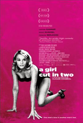 Una chica cortada en dos - Poster - USA