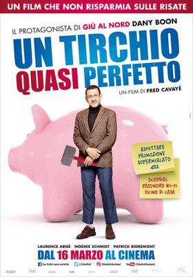 Manual de un tacaño - Poster - Italie