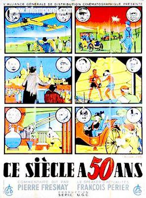 Ce siècle a 50 ans
