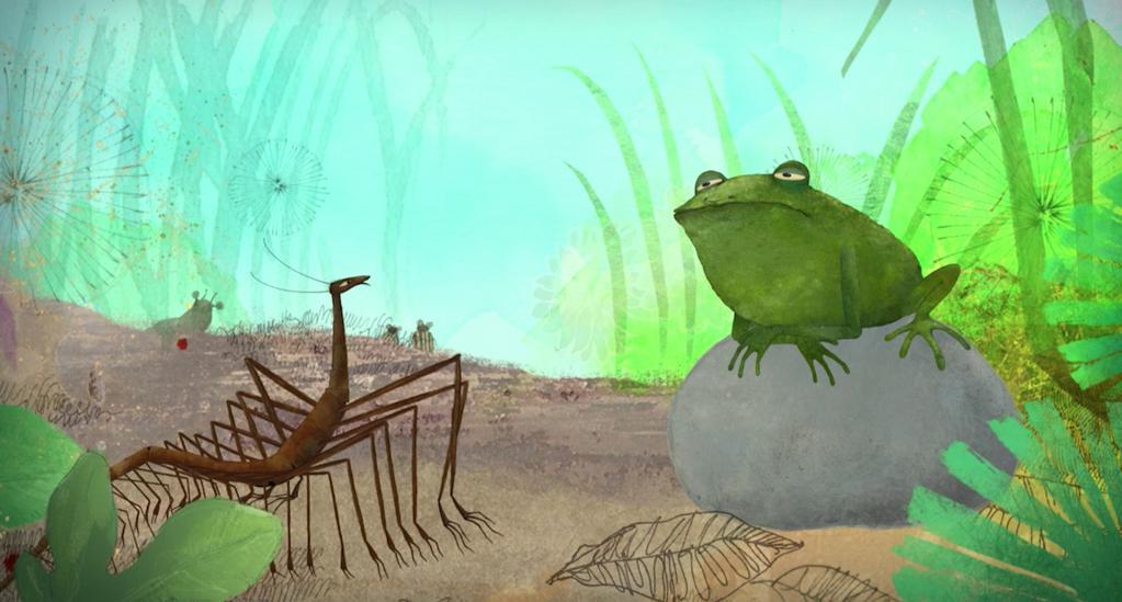 Festival international du film d'animation de Stuttgart (Trickfilm) - 2014