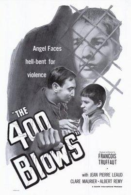 Les Quatre Cents Coups - Poster Etats-Unis