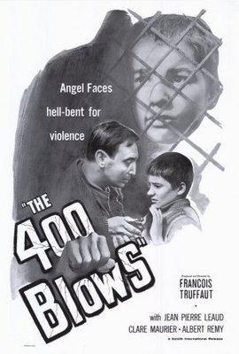 Los 400 Golpes - Poster Etats-Unis