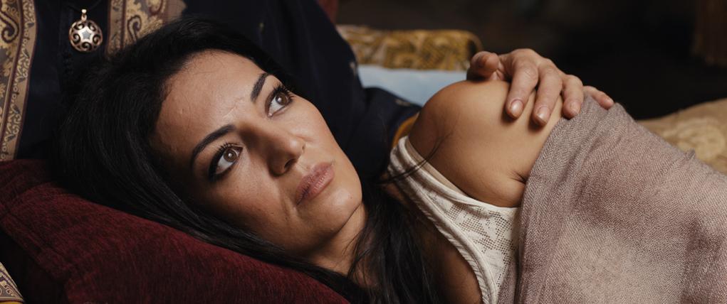 Maha Boukhari - © Unité de Production - Les Films du Nouveau Monde - Artemis Productions - Ali n' Productions - France 3 Cinéma