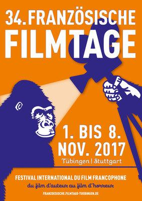 Festival Internacional de Cine Francófono de Tübingen | Stuttgart - 2017