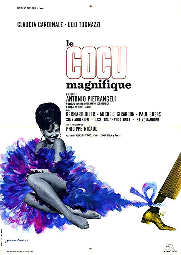 The Magnificent Cuckold 1964  Rarelust