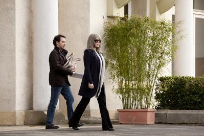 David and Madame Hansen - © Pascal Chantier