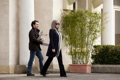 David et Madame Hansen - © Pascal Chantier