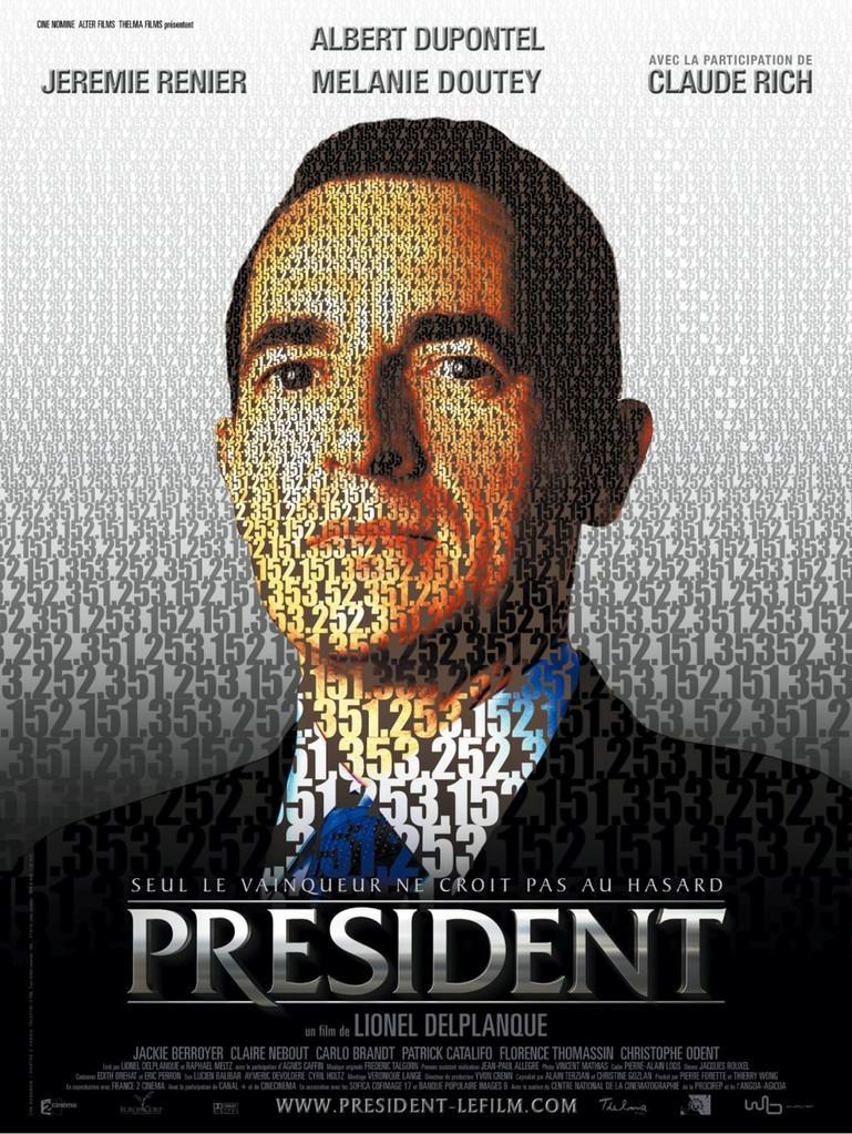 Président - Poster - France