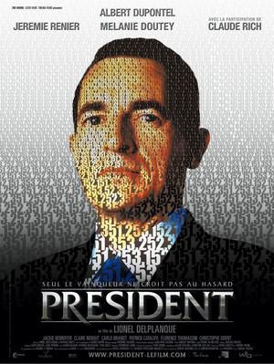 President / 仮題:プレジデント - Poster - France