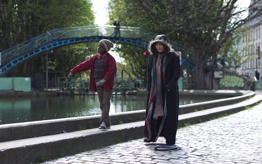 Bajo las estrellas de París - © Arches Films – Maneki Films