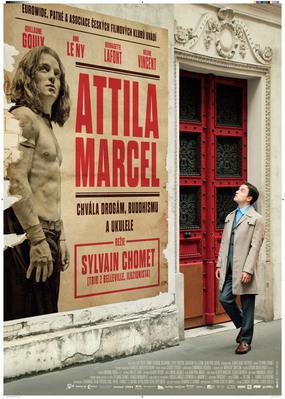 Attila Marcel - Poster - Czech Republic