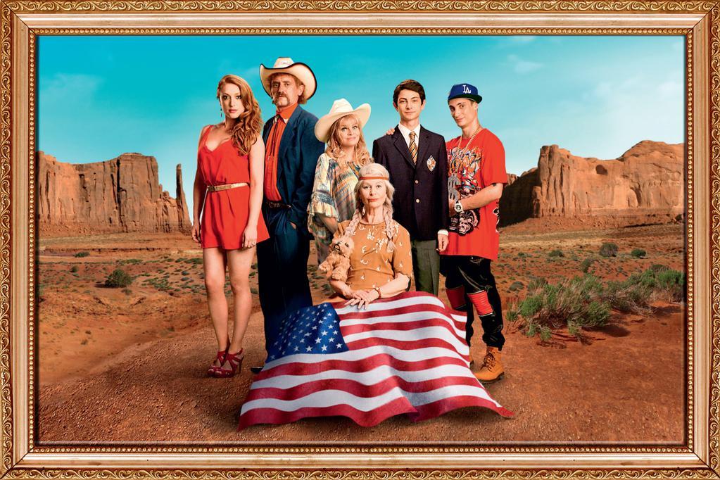 Les Tuche 2 - Le rêve américain