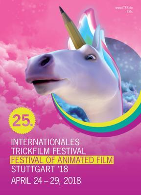 Stuttgart Trickfilm International Animated Film Festival  - 2018