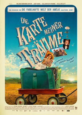 The Young and Prodigious Spivet - poster - Germany