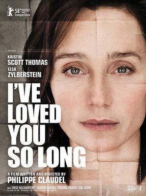 Il y a longtemps que je t'aime - Poster - USA