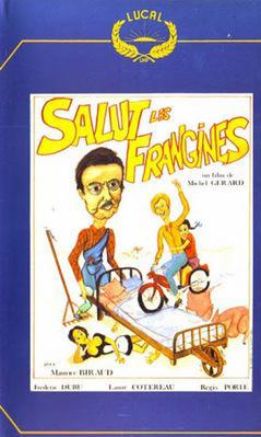 Salut les frangines - Jaquette VHS France
