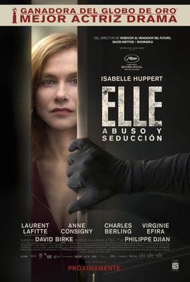 Elle - Poster - Argentina