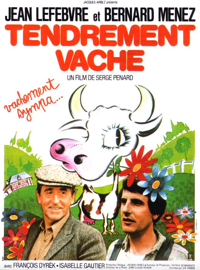 Tendrement vache (Cette vache de Marie)