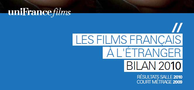 2010: Admissions fall, but French-language films are on the rise