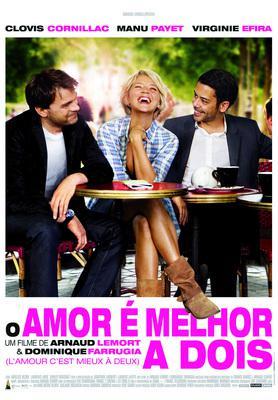 L'Amour c'est mieux à deux - Poster Portugal