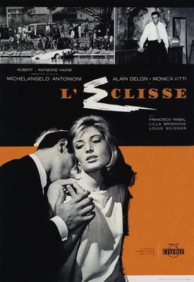 L'Éclipse - Poster - Italy