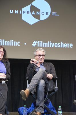 Record-breaking success for the 2018 edition of the Rendez-Vous with French Cinema in New York - Q&A Gilles Bourdos - © @Jean-Baptiste Le Mercier/UniFrance