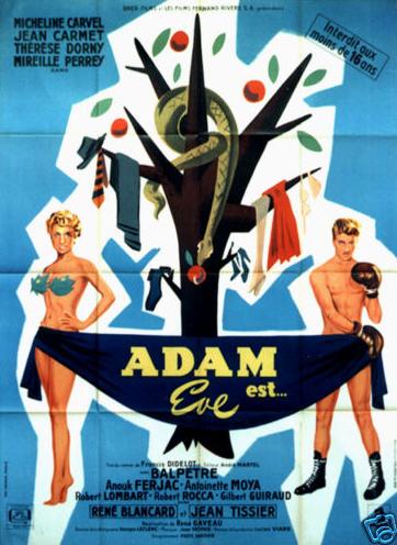 Adam... est Ève