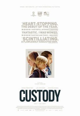 Custody - Poster - Australia