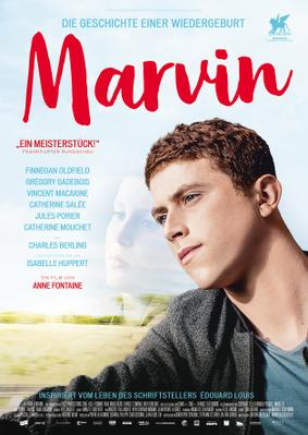 Reinventing Marvin - Poster - Germany