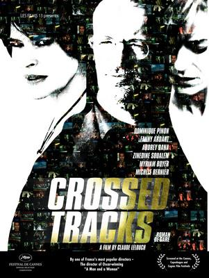 Crossed Tracks - Affiche US
