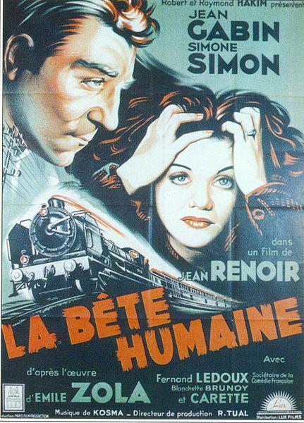 La Bete Humaine 1938 La Bête humain...