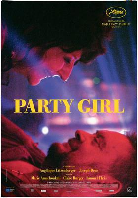 Party Girl - Poster - Poland