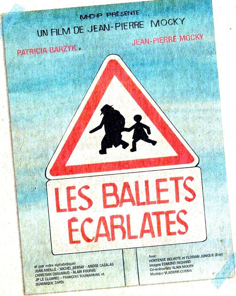 Les ballets ecarlates movie