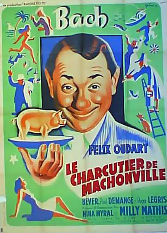 Le Charcutier de Mâchonville