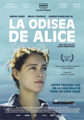 Fidelio, Alice's Journey - Poster - Spain