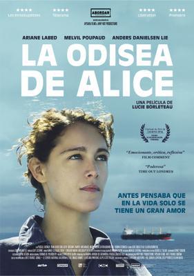 La Odisea de Alice - Poster - Spain