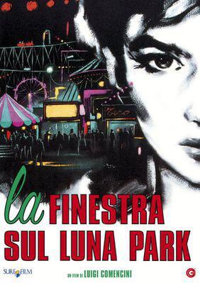 La finestra sul Luna Park - Jaquette DVD Italie