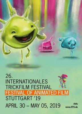Trickfilm - Festival Internacional de Cine de Animación de Stuttgart - 2019