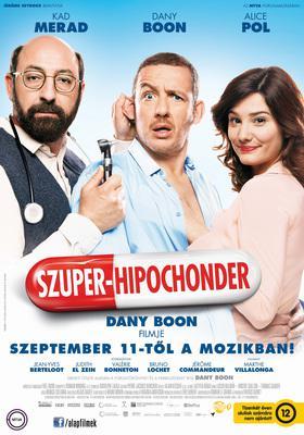 Superchondriac - Poster - Hungary