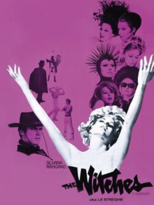 Las Brujas - Poster Etats-Unis