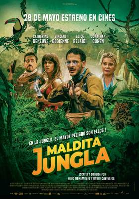 Welcome To The Jungle - Spain