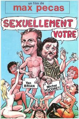 Sexuellement vôtre - Jaquette DVD