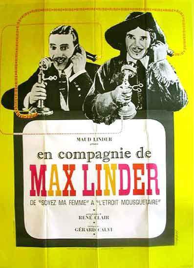 En compagnie de Max Linder