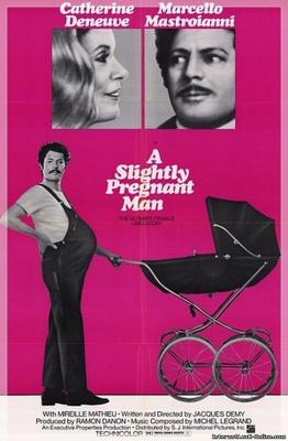 A Slightly Pregnant Man - Poster Etats-Unis
