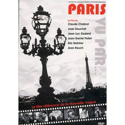 パリところどころ - Poster DVD
