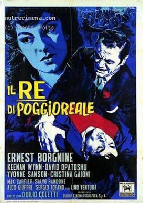 El Rey de Poggioreale - Poster - Italy